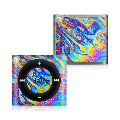 Apple iPod Shuffle 4G Skin - World of Soap