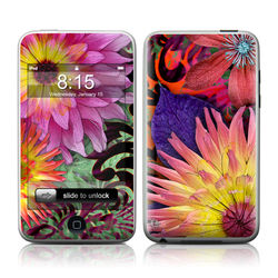 iPod Touch Skin - Cosmic Damask