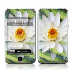 iPod Touch Skin - Liquid Bloom