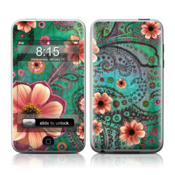 iPod Touch Skin - Paisley Paradise