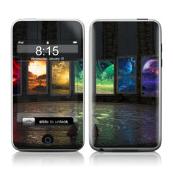 iPod Touch Skin - Portals