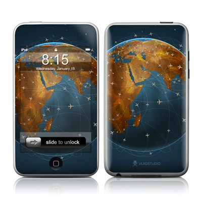 iPod Touch Skin - Airlines