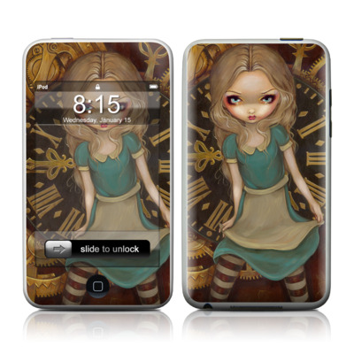 iPod Touch Skin - Alice Clockwork
