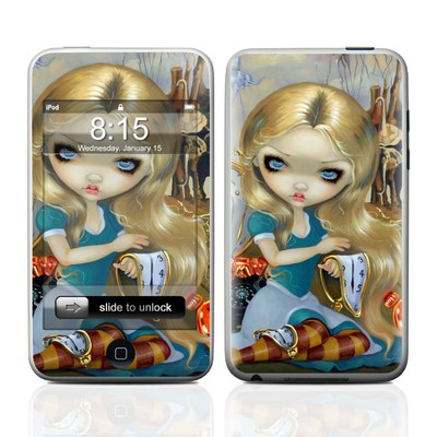 iPod Touch Skin - Alice in a Dali Dream