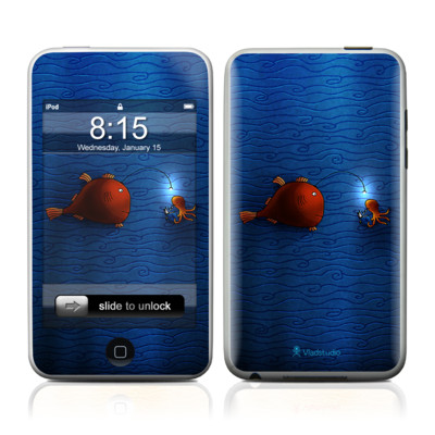 iPod Touch Skin - Angler Fish