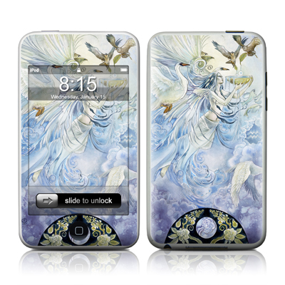 iPod Touch Skin - Aquarius