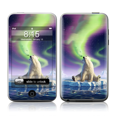 iPod Touch Skin - Arctic Kiss