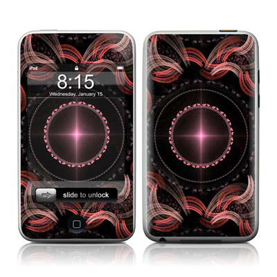 iPod Touch Skin - All Roads Lead Home