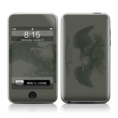 iPod Touch Skin - Army Crest