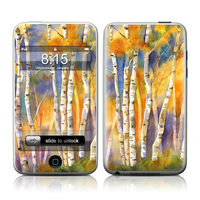 iPod Touch Skin - Aspens