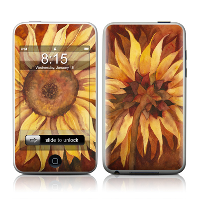 iPod Touch Skin - Autumn Beauty