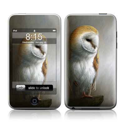 iPod Touch Skin - Barn Owl
