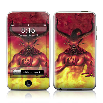 iPod Touch Skin - The Beast