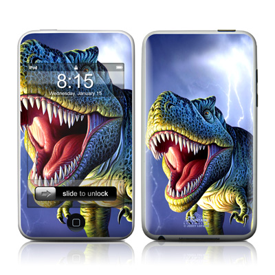 iPod Touch Skin - Big Rex