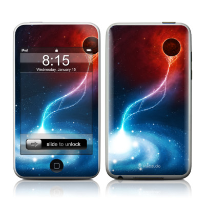 iPod Touch Skin - Black Hole