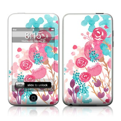iPod Touch Skin - Blush Blossoms