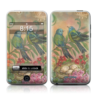 iPod Touch Skin - Splendid Botanical