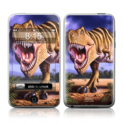 iPod Touch Skin - Brown Rex