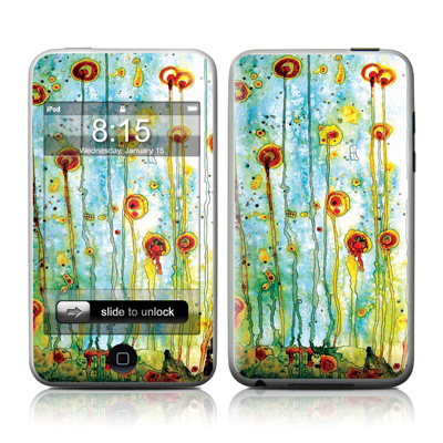 iPod Touch Skin - Beneath The Surface