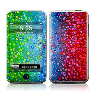 iPod Touch Skin - Bubblicious