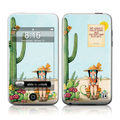 iPod Touch Skin - Cactus