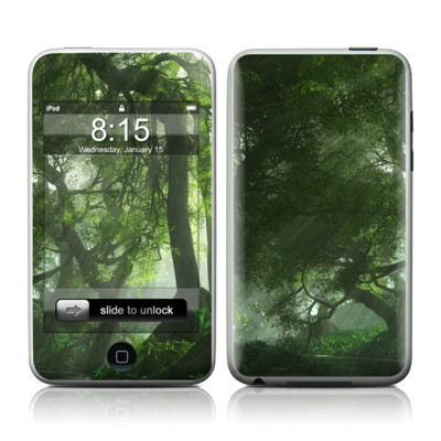 iPod Touch Skin - Canopy Creek Spring