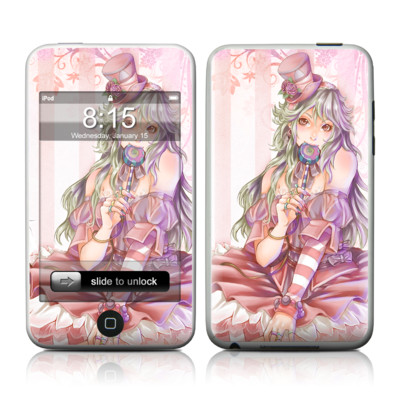 iPod Touch Skin - Candy Girl