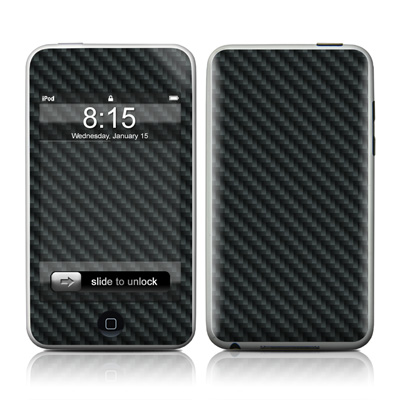 iPod Touch Skin - Carbon