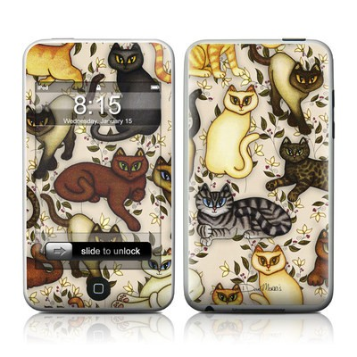 iPod Touch Skin - Cats