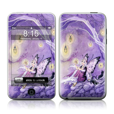 iPod Touch Skin - Chasing Butterflies