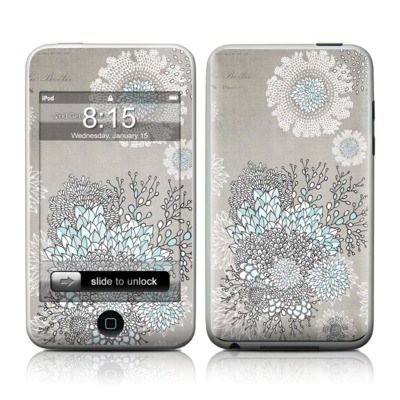iPod Touch Skin - Christmas In Paris