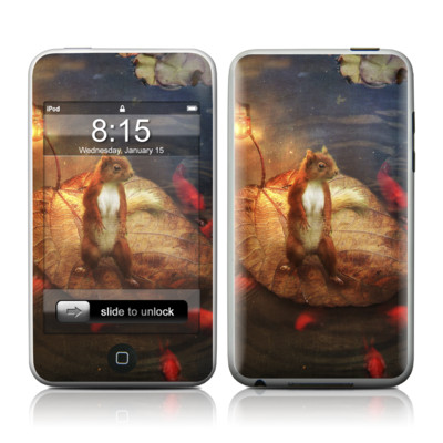 iPod Touch Skin - Columbus
