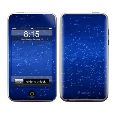 iPod Touch Skin - Constellations