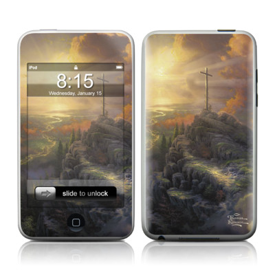 iPod Touch Skin - The Cross