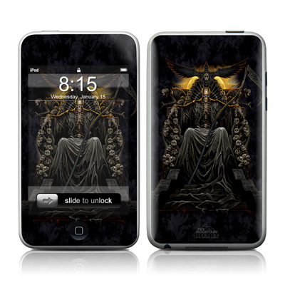 iPod Touch Skin - Death Throne