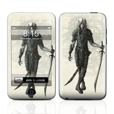 iPod Touch Skin - Dark Elf