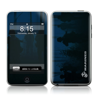 iPod Touch Skin - Deploy