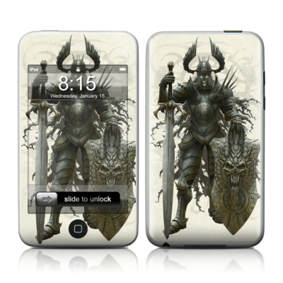 iPod Touch Skin - Dark Knight