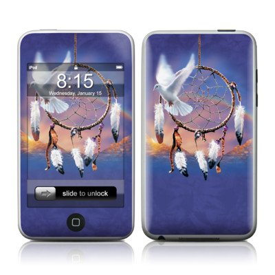 iPod Touch Skin - Dove Dreamer