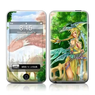iPod Touch Skin - Dragonlore