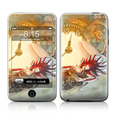 iPod Touch Skin - Dreamtime