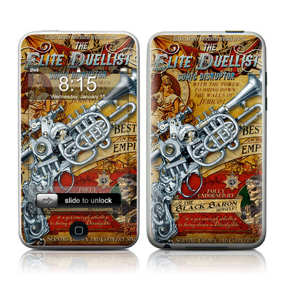 iPod Touch Skin - The Duelist