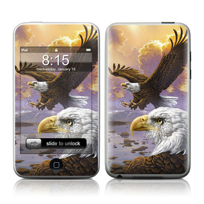 iPod Touch Skin - Eagle