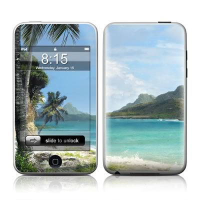 iPod Touch Skin - El Paradiso