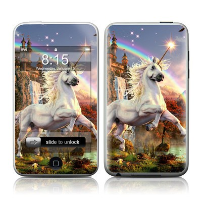 iPod Touch Skin - Evening Star