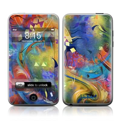 iPod Touch Skin - Fascination
