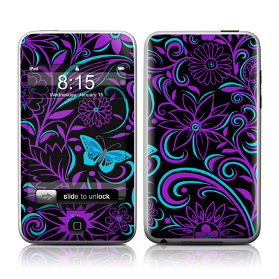 iPod Touch Skin - Fascinating Surprise