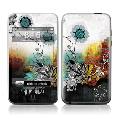 iPod Touch Skin - Frozen Dreams