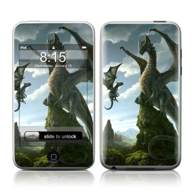 iPod Touch Skin - First Lesson
