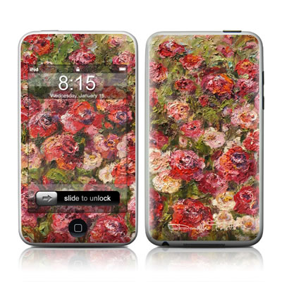 iPod Touch Skin - Fleurs Sauvages